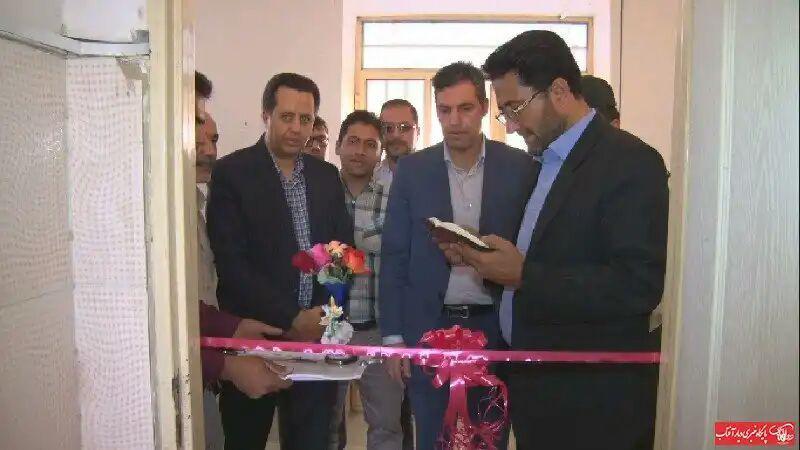 افتتاح خانه ورزش روستای سلیم آباد